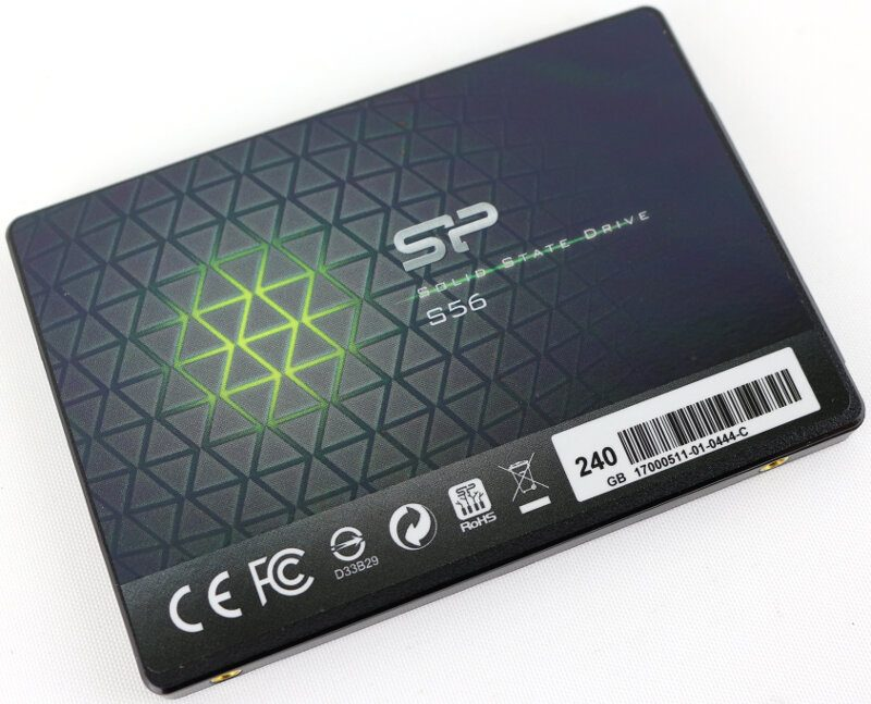 SSD Silicon Power  240Gb S56